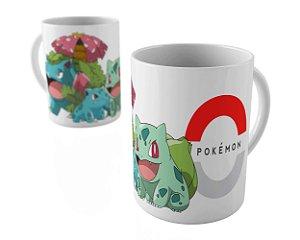 Caneca - Pokémon Bulbasaur
