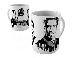 Caneca - Tony Stark