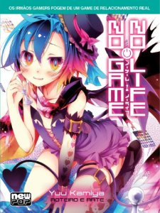 No Game No Life Vol.04- Novel