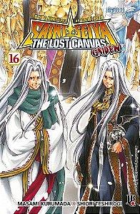 Os Cavaleiros Do Zodíaco: The Lost Canvas - Gaiden Vol.16
