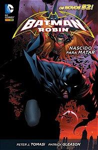 Batman E Robin - Nascido Para Matar