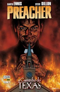 Preacher Vol.01 A Caminho do Texas