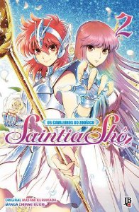 Os Cavaleiros do Zodíaco - Saintia Shô Vol.02