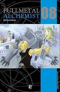 Fullmetal Alchemist Vol.08