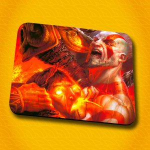 Mousepad - Kratos