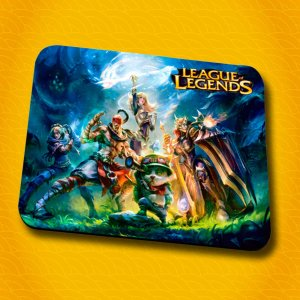 Mousepad - League Of Legends