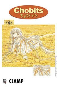 Chobits Vol.04