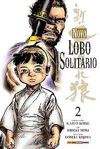 Novo Lobo Solitário Vol.02