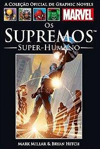 Os Supremos Super-Humano - Salvat Ed.28