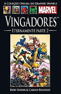 Vingadores Eternamente Parte 2 - Salvat Ed.15