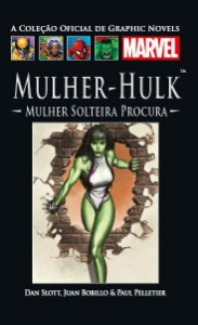 Mulher-Hulk Mulher Solteira Procura - Salvat Ed.35