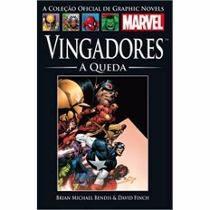 Vingadores A Queda - Salvat Ed.34