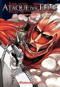 Ataque Dos Titãs Vol.01