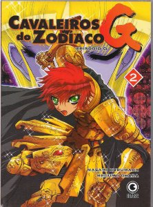Cavaleiros Do Zodíaco Saga G Vol.02