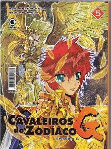 Cavaleiros Do Zodíaco Saga G Vol.05