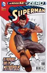 Superman Os Novos 52 Vol.Zero