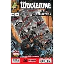 Wolverine - Dia De Formatura