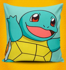 Almofada - Squirtle