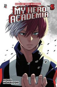 My Hero Academia Vol.05