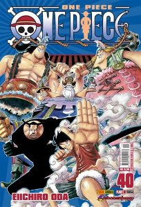 One Piece Vol.40