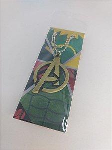 Colar - Avengers
