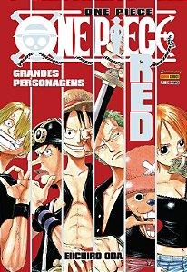 One Piece Red - Grandes Personagens