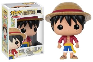 Pop Funko - Monkey. D. Luffy