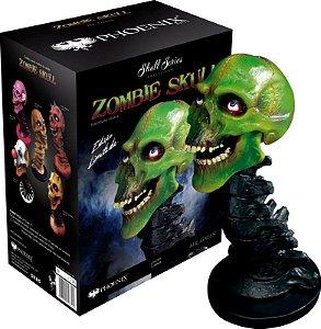 Estátua Zombie Skull Mr Green: Art Scale Edição Limitada Escala 1/3