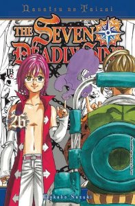 The  Seven Deadly Sins Vol.26