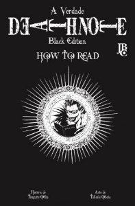 Death Note Black Edition - How To Read