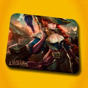 Mousepad - Miss Fortune