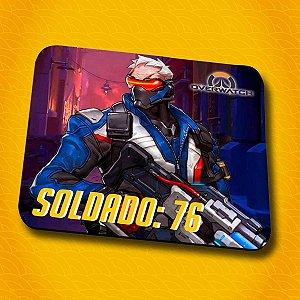 Mousepad - Soldado: 76