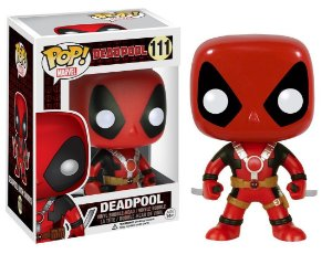 Pop Funko - Deadpool