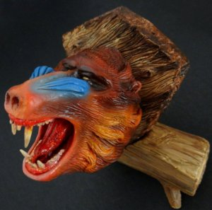 Baboon - Head Hunter Collection