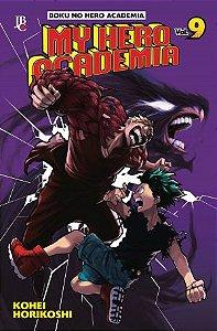 My Hero Academia Vol.09