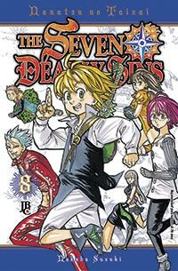 The  Seven Deadly Sins Vol.08