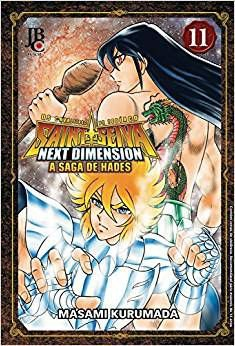 CDZ – Next Dimension: A Saga de Hades Vol.11