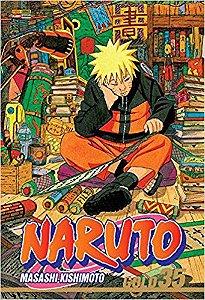 Naruto Gold Vol.35