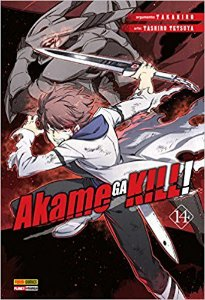Akame Ga Kill Vol.14