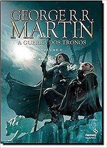 A Guerra Dos Tronos - Volume 02