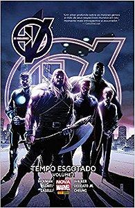 Os Vingadores - Tempo Esgotado Vol.01