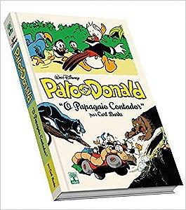 Pato Donald - O Papagaio Contador