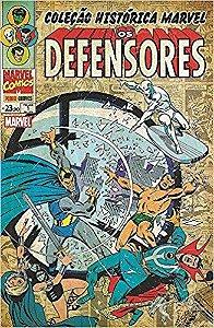 Coleção Histórica Marvel - Os Defensores - Completo