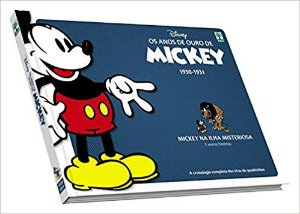 Os Anos de Ouro de Mickey - Mickey Na Ilha Misteriosa