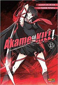 Akame Ga Kill Vol.15