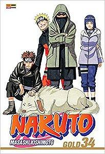 Naruto Gold Vol.34
