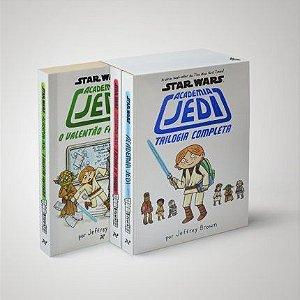 Academia Jedi - Trilogia Completa