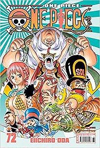 One Piece Vol.72