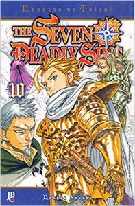 The Seven Deadly Sins Vol.10