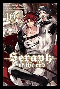Seraph Of The End Vol.10